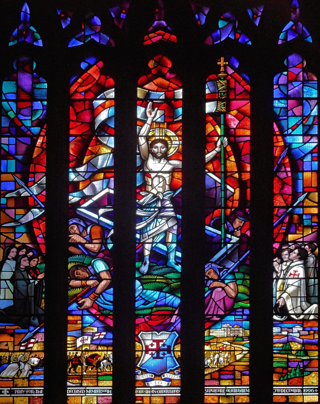 The Resurrection of Christ (Matthew28:1-20)