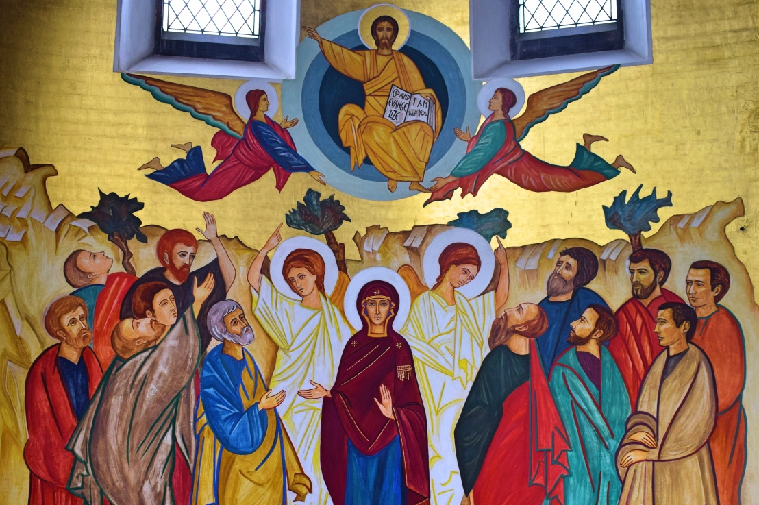 The Ascension of Christ (Acts 1:1-11)