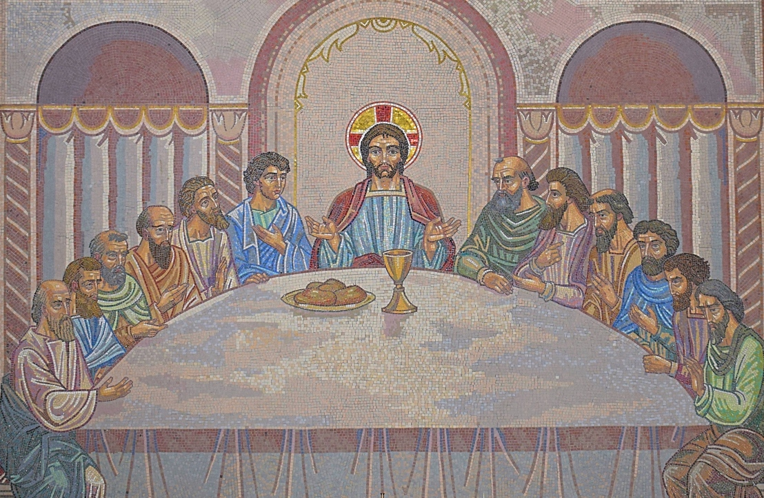 The Last Supper (Luke 22:7-38)