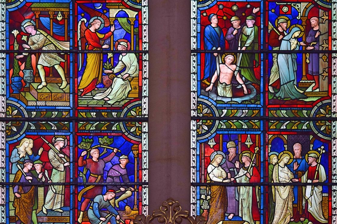 Joseph's Life in Egypt (Genesis 39:1 –41:57)