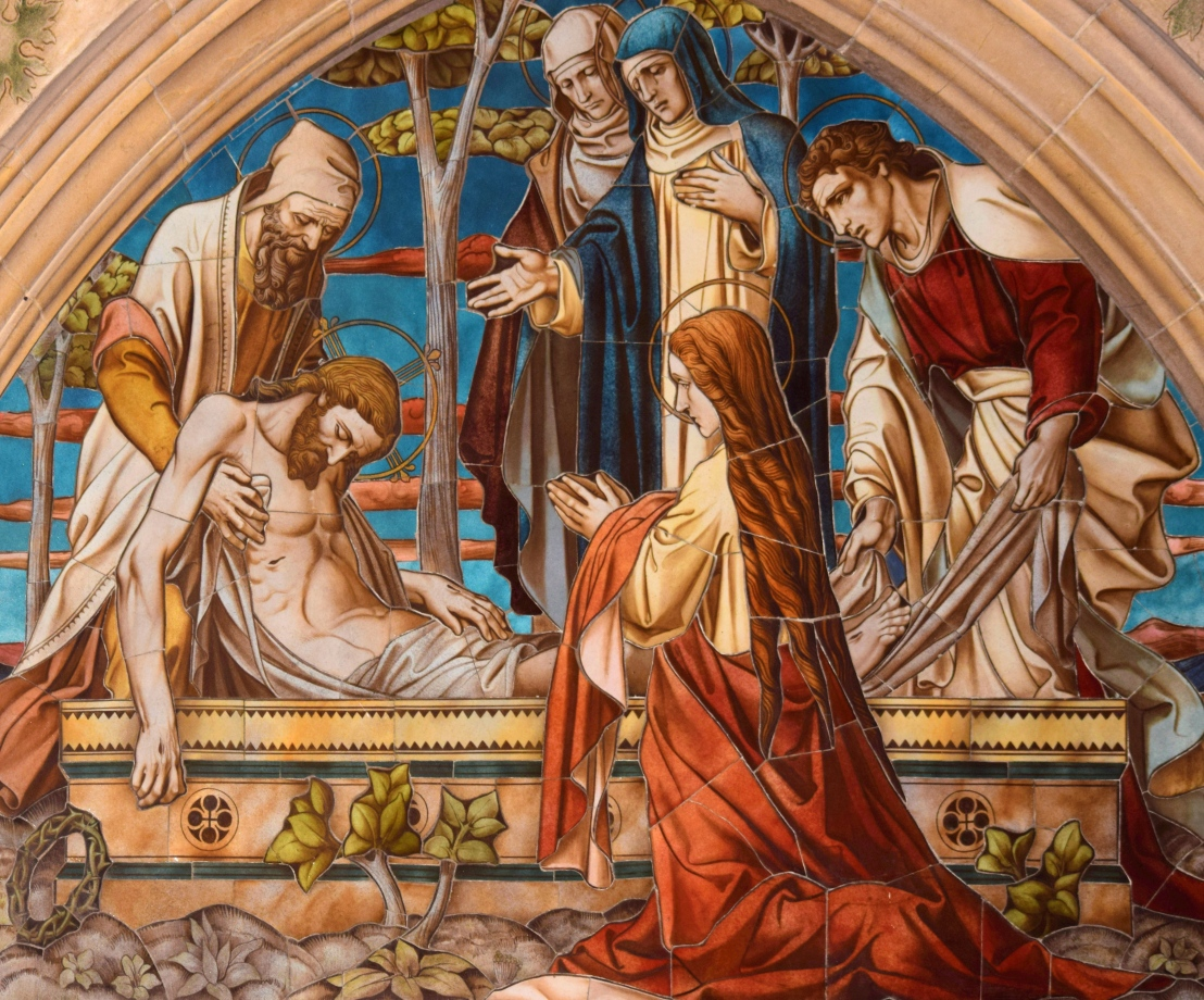 The Burial of Christ (John 19:38-42)