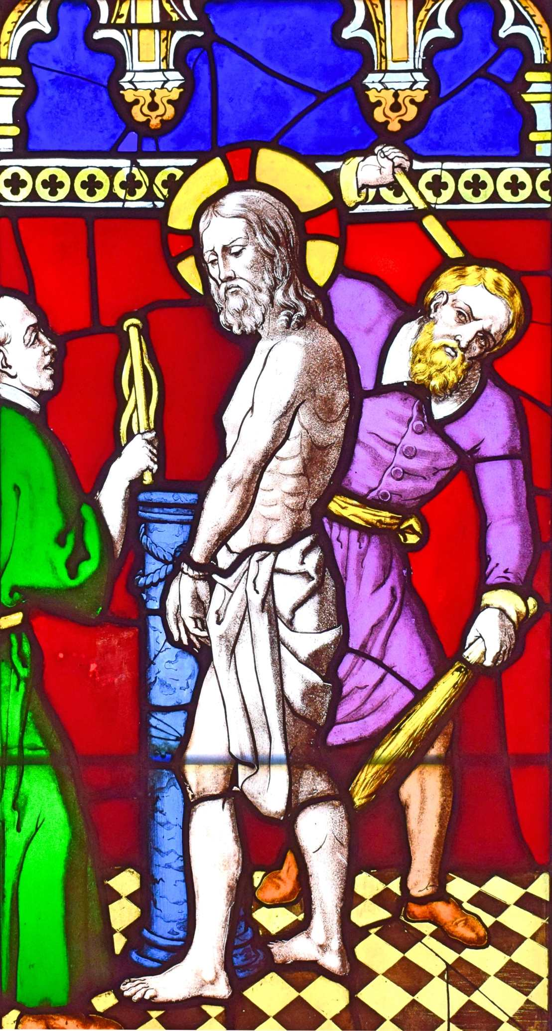 Scourging-of-Christ