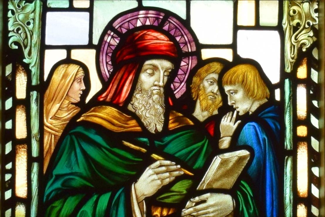 The Birth of St John the Baptist (Luke1:57-66)