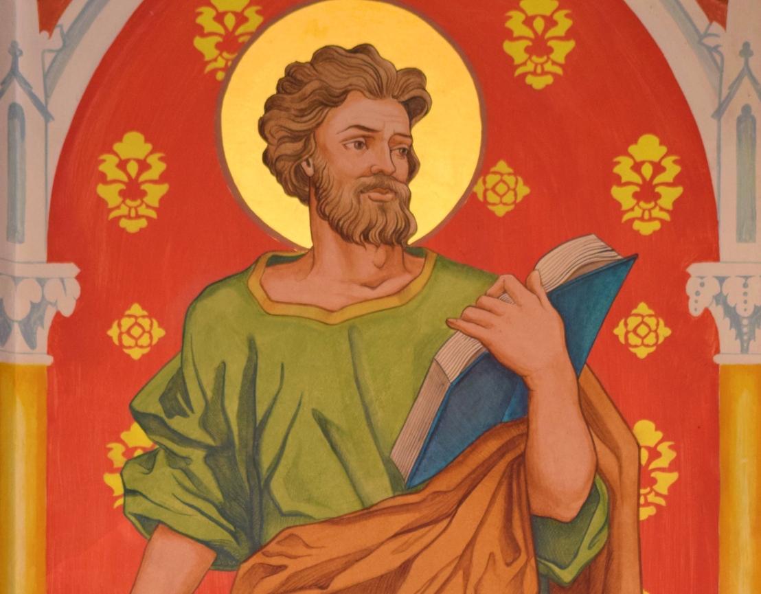 The Call of St Matthew (Matthew9:9)