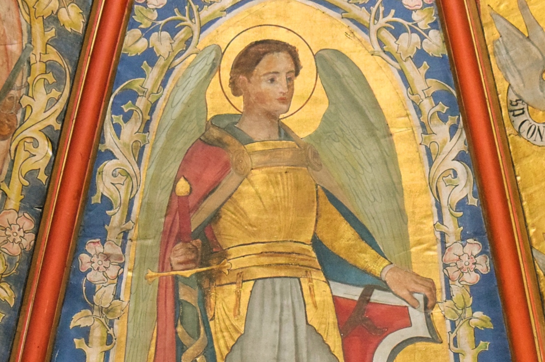 St Michael the Archangel (Daniel 12:1)