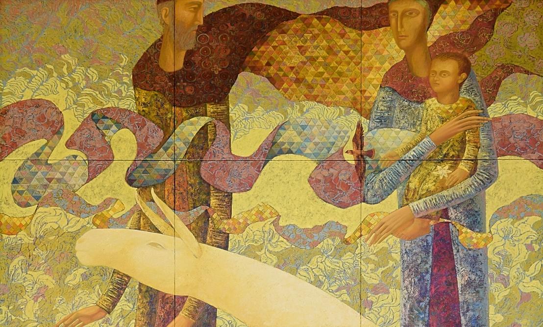 The Flight into Egypt (Matthew2:13-15)