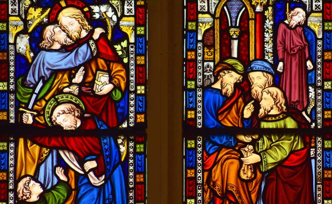 Judas betrays Christ (Matthew27:3-10)