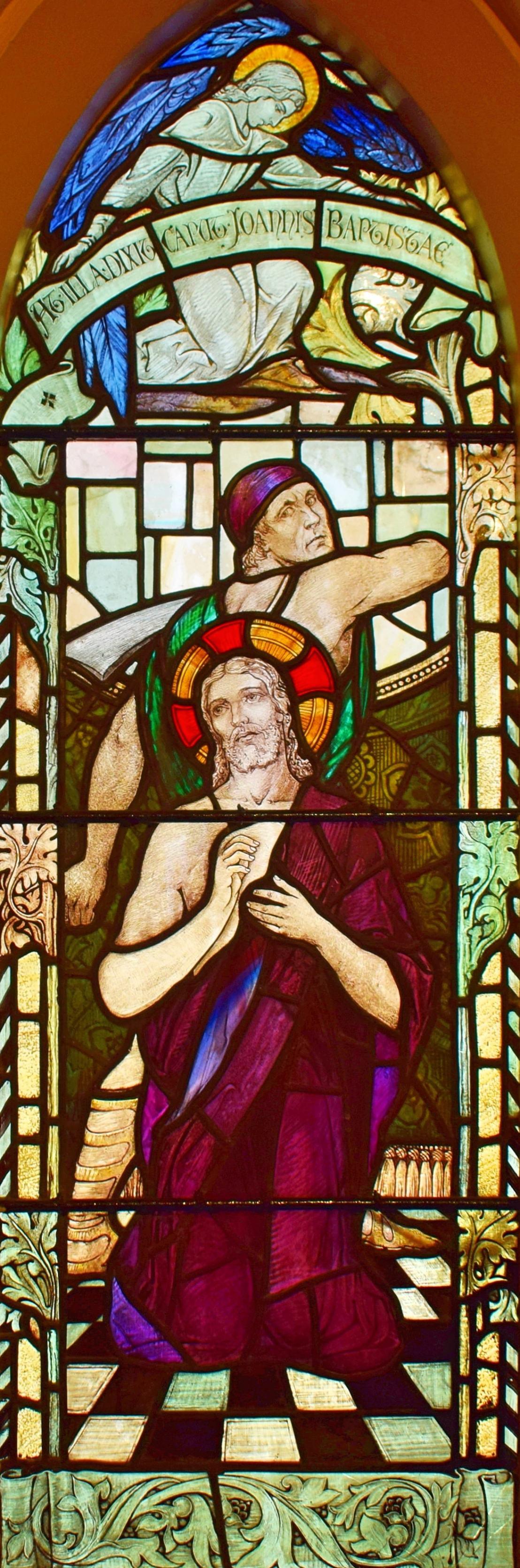 Martyrdom-John-Baptist