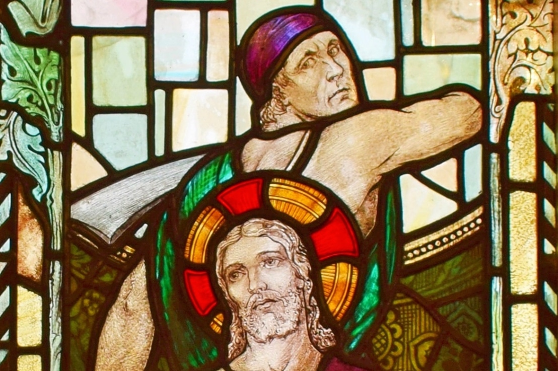 The Beheading of St John the Baptist (Mark 6:17-29)