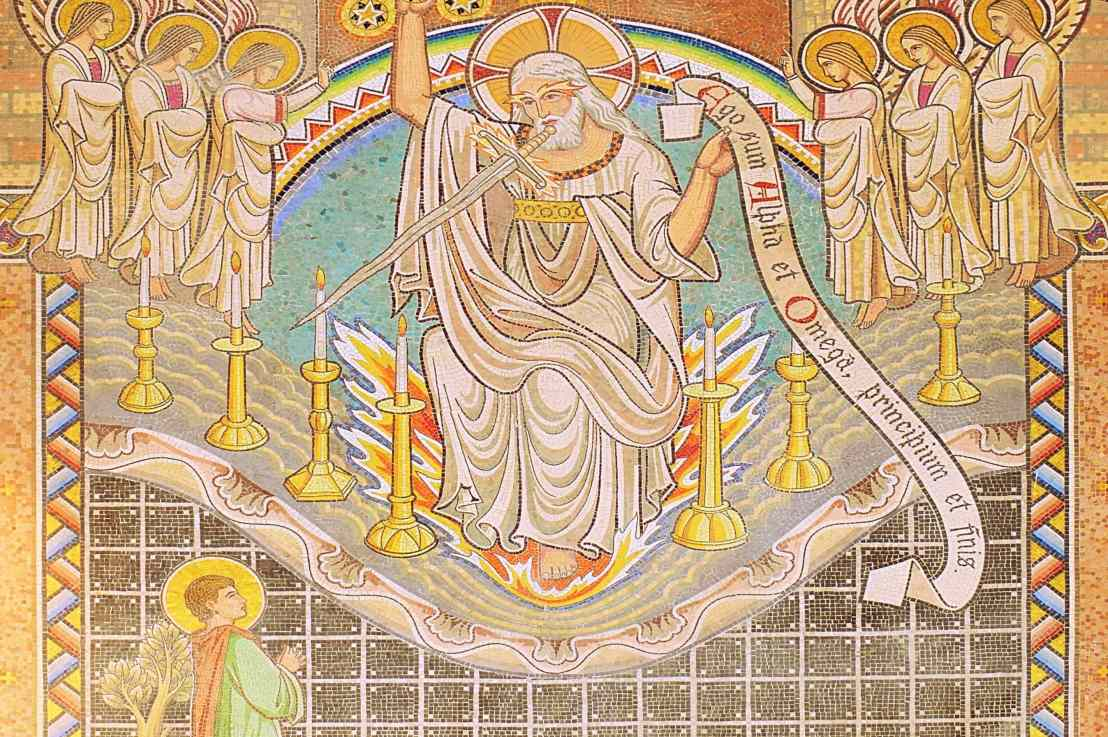 The Revelation of St John (Revelation 1:1-20)