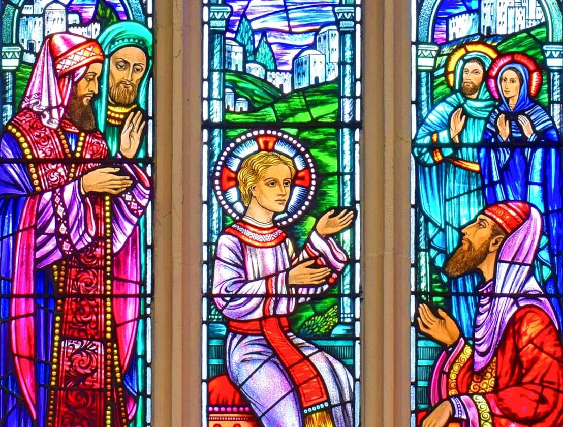 Christ among the Doctors (Luke2:41-52)