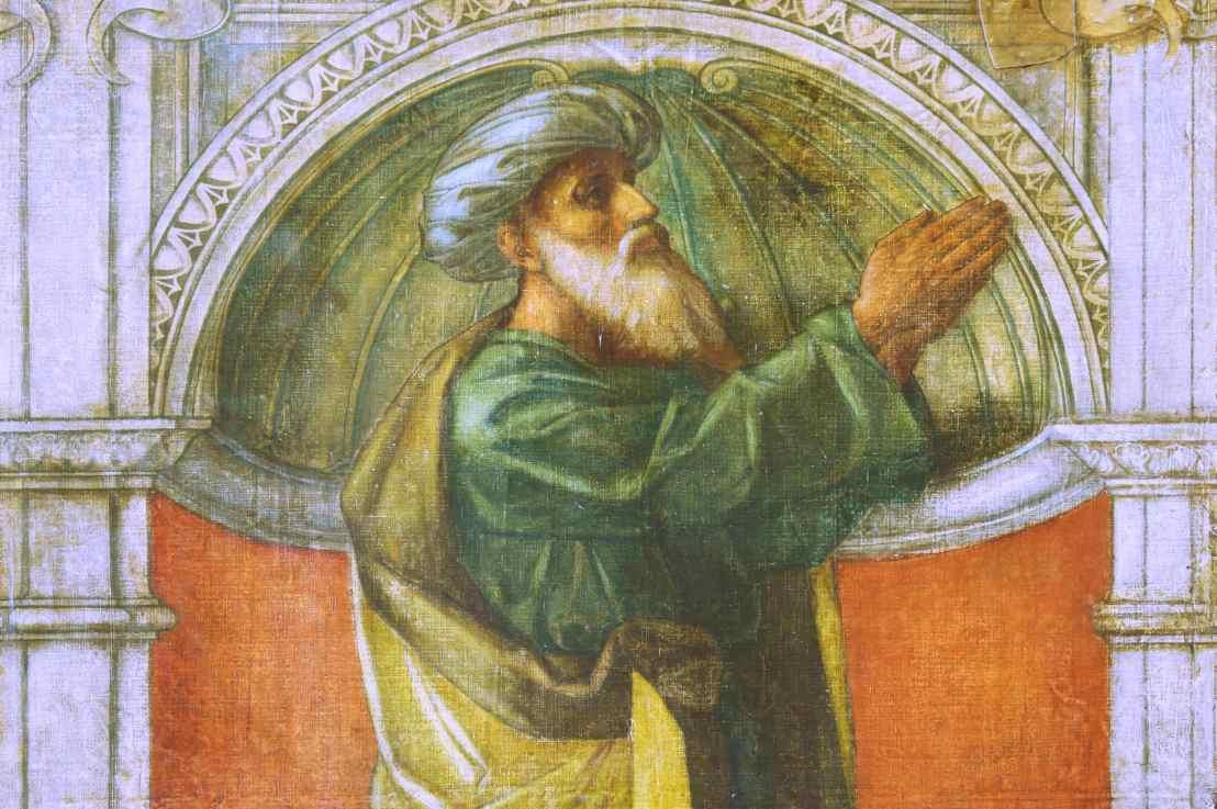 Samuel judges Israel (1 Samuel7:3-17)