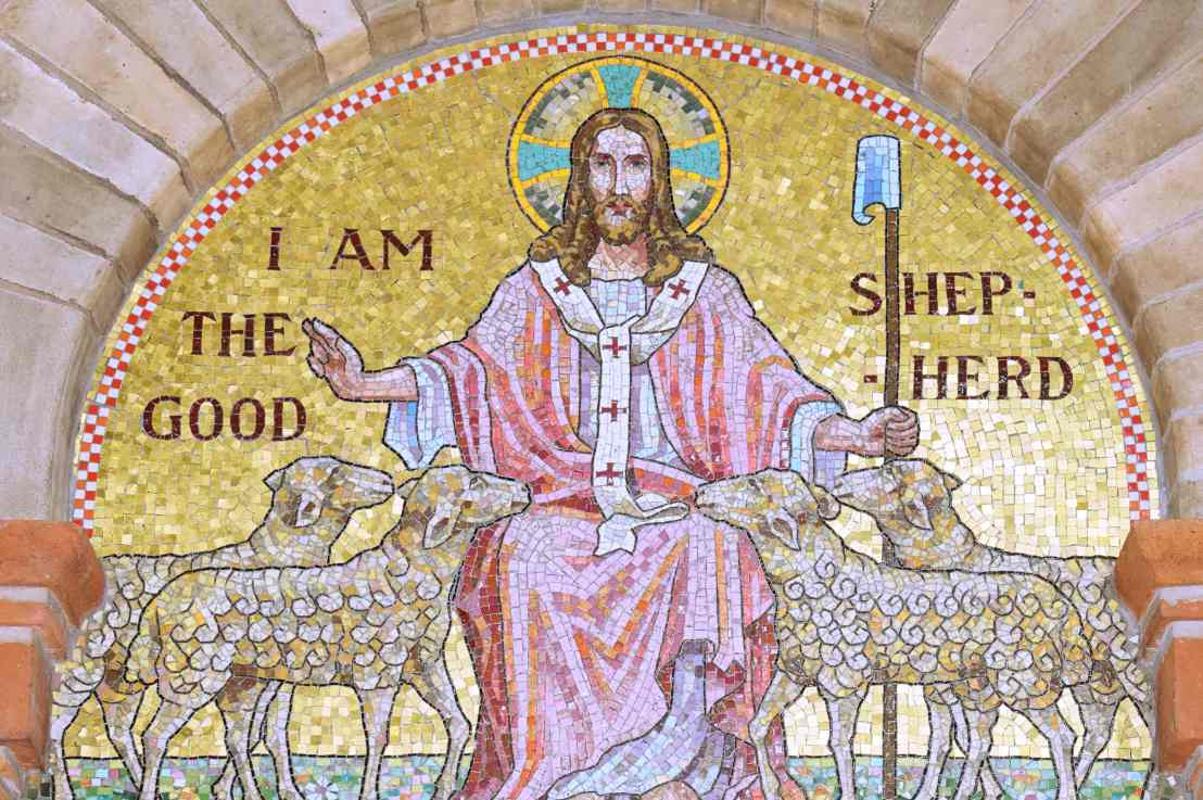 I am the Good Shepherd (John 10:1-21)