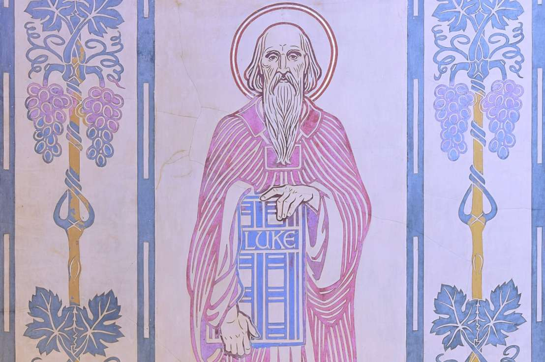 St Luke the Evangelist (Colossians 4:14)