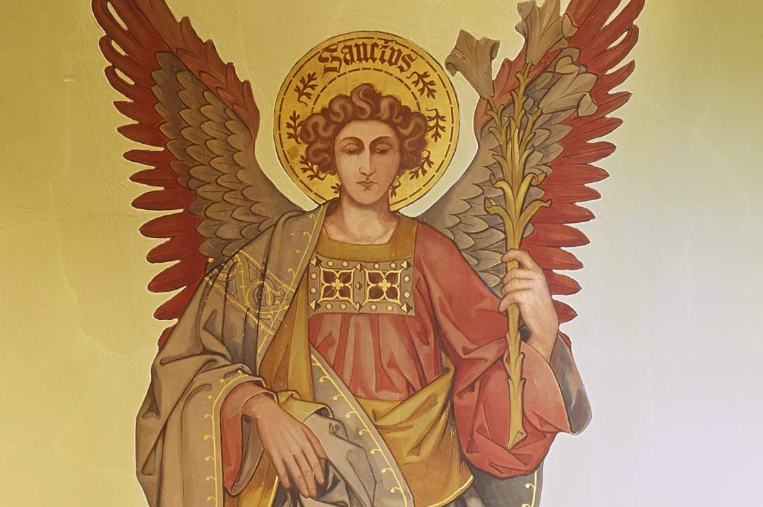St Gabriel the Archangel (Daniel9:20-27)