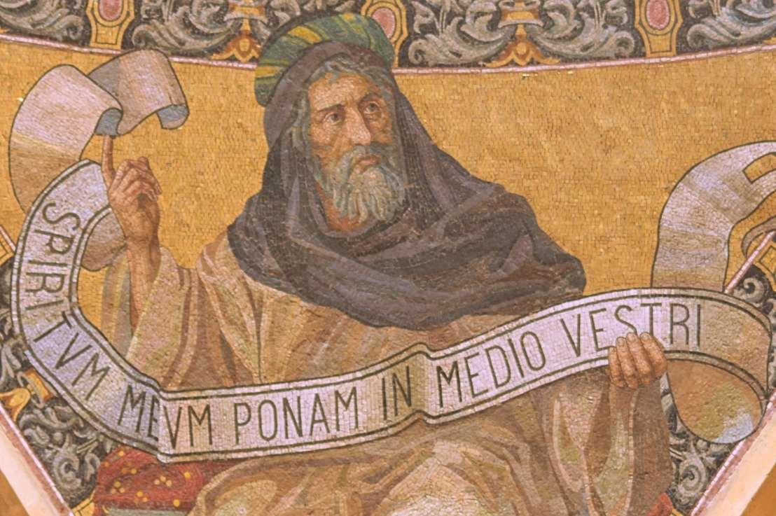 The Prophet Ezekiel (Ezekiel36:24-28)
