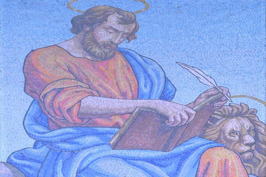 St Mark the Evangelist (Acts12:12-13:15)