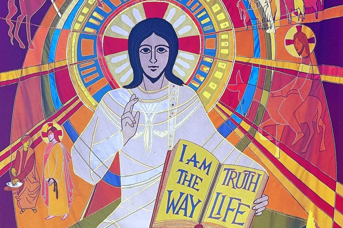 I am the Way, the Truth and the Life (John 14:1-7)