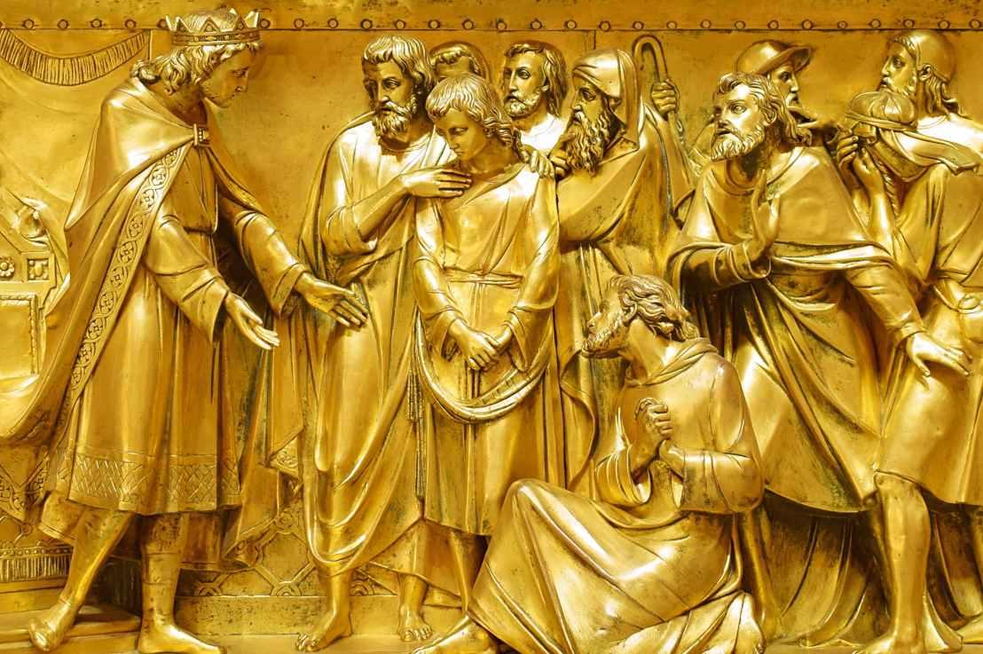 Joseph's life in Egypt (Genesis39:1-45:28)