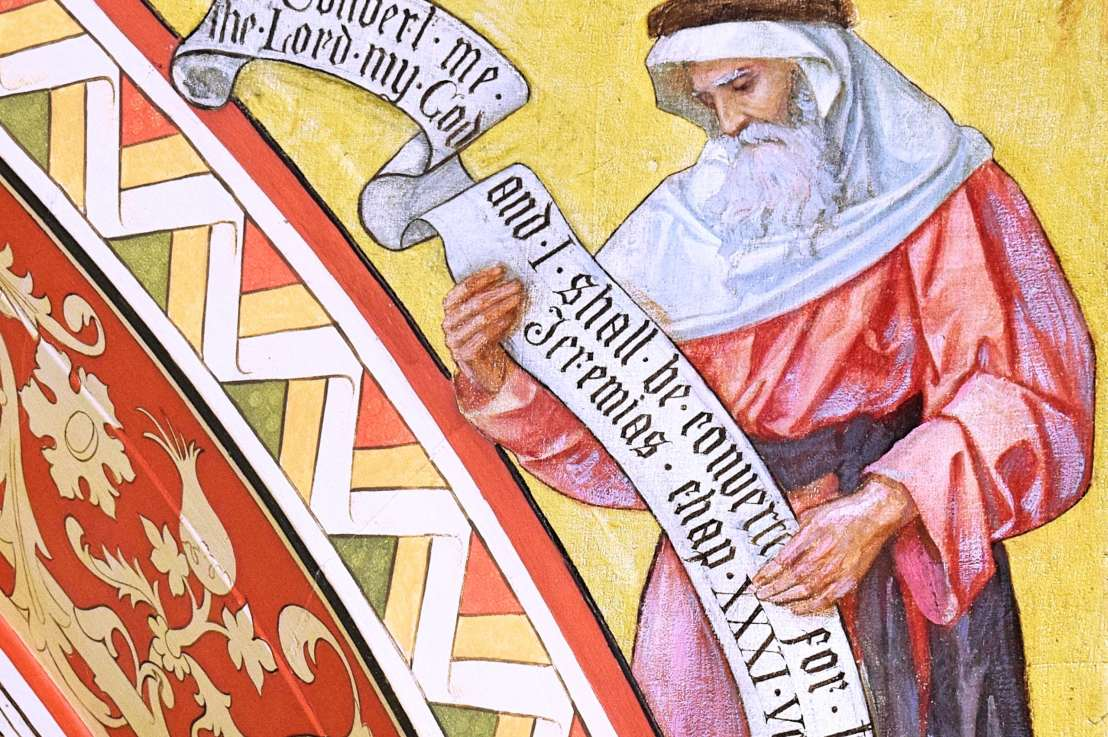 The Prophet Jeremiah (Jeremiah31:1-40)