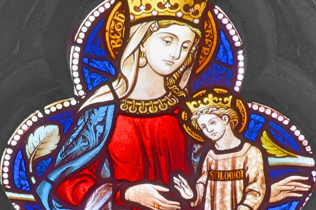 Bathsheba, the mother of King Solomon (1 Kings1:1-2:19)