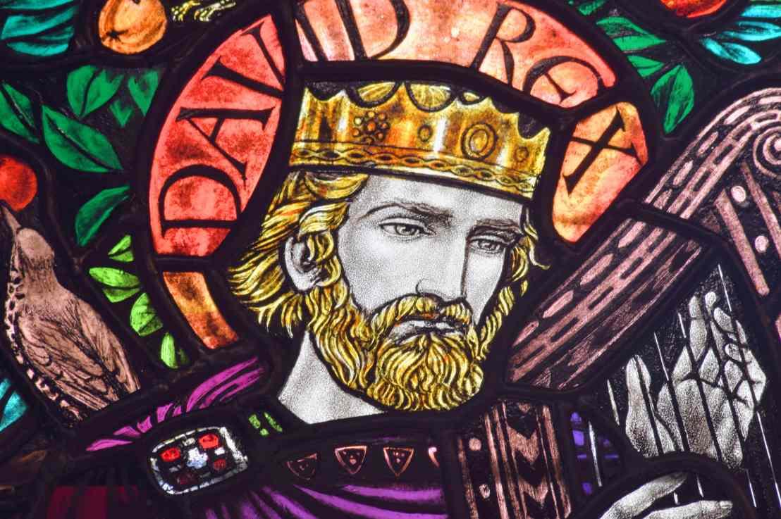 David becomes king (2 Samuel5:1-3)
